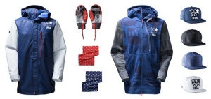 North Face Slopestyle Uniform