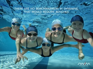 Benchwarmers SwimToday