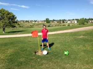 FootGolf - the hole