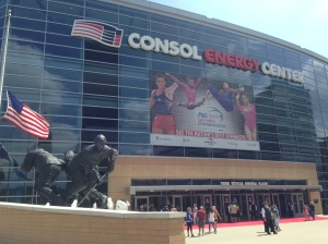 USA Gymnastics Nationals - Consol Center