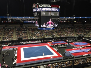 USA Gymnastics Junior Event