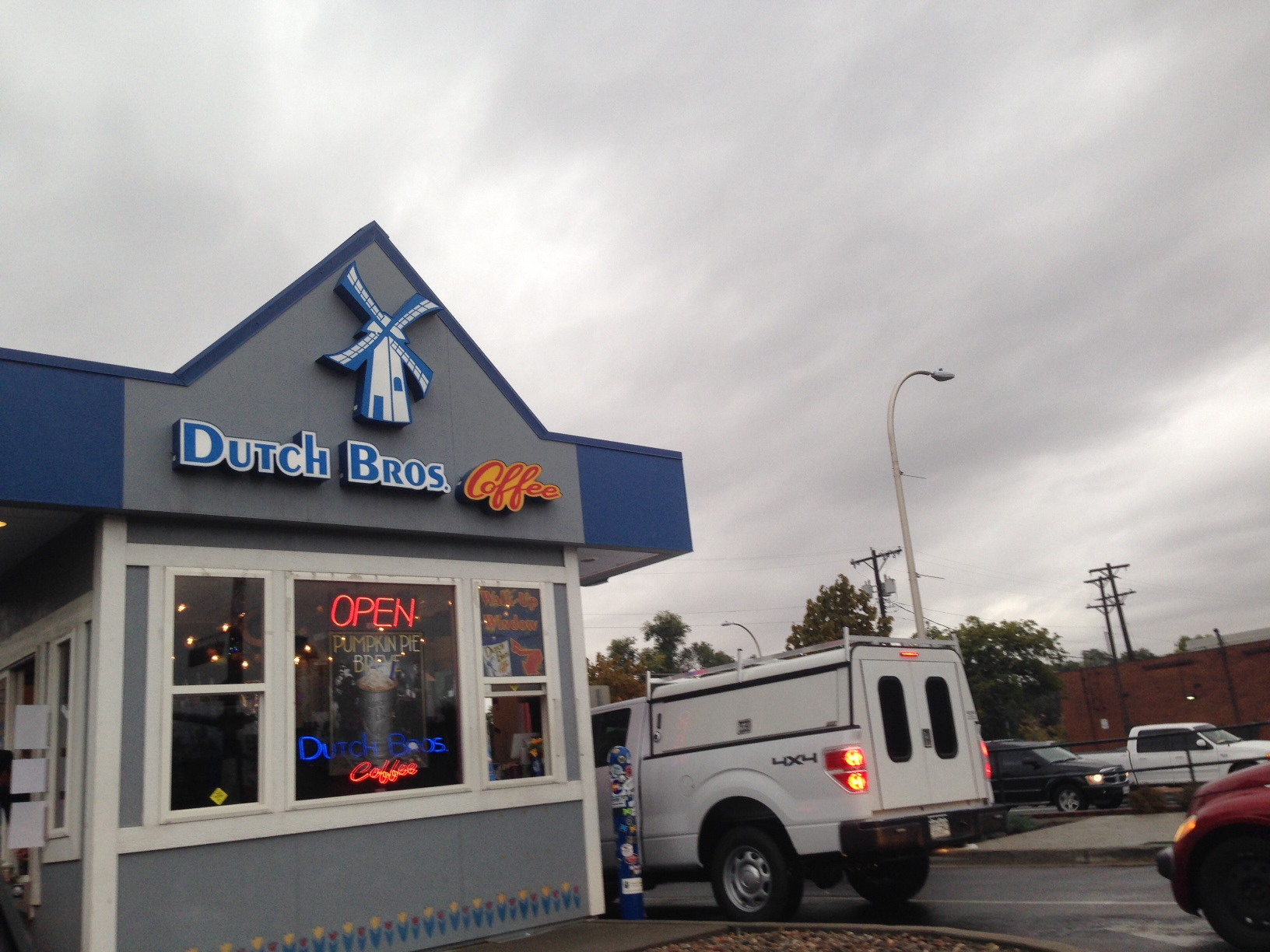 inside the disruptive rule breaking marketing of dutch bros dutch bros drive through