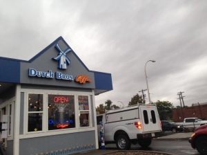 Dutch Bros Drive-Through