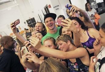Ryan Lochte Selfie