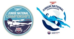 Speedo Junior Nationals Logos