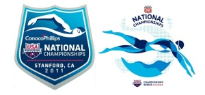USA Swimming Nationals Logos