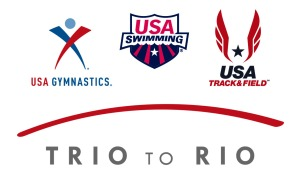 Trio to Rio mark
