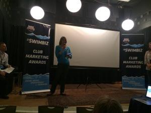 SwimBiz Acceptance Speech SwimMAC