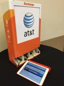 AT&T Charging Station