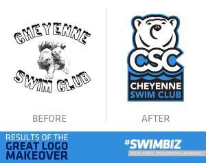 Cheyenne Swim Club Logo