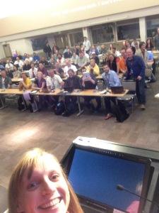 SwimBiz Katie Ledecky Selfiee