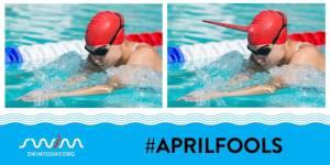 Narwhal Swim Cap