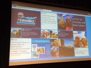 SwimBiz Social Board