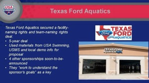 SwimBiz Texas Ford