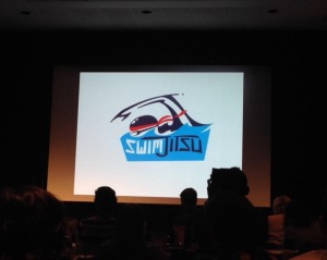Swimjitsu Logo Slide