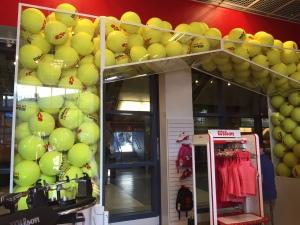 U.S. Open Tennis - Big Tennis Balls