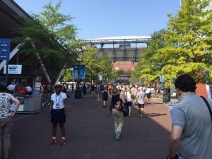 U.S. Open Tennis - Greeter