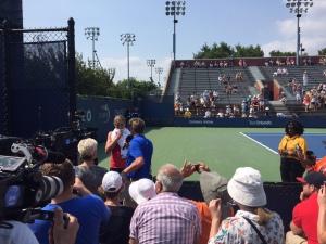 U.S. Open Tennis - Media