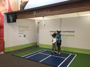 U.S. Open Tennis - Virtual Reality AmEx