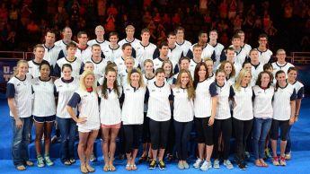 2012 U.S. Olympic Swim Team